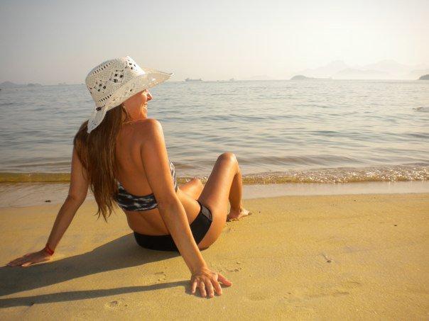 mari playa Consejos para cuidar el cabello en verano